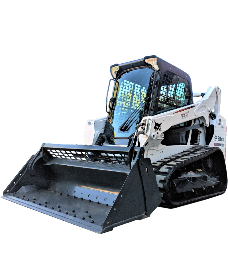 Bobcat Loader Hire