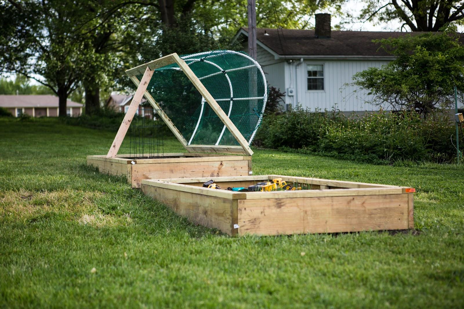 garden bed irrigation