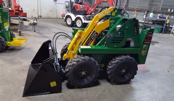 1.0 Tonne Mini Wheeled Loader