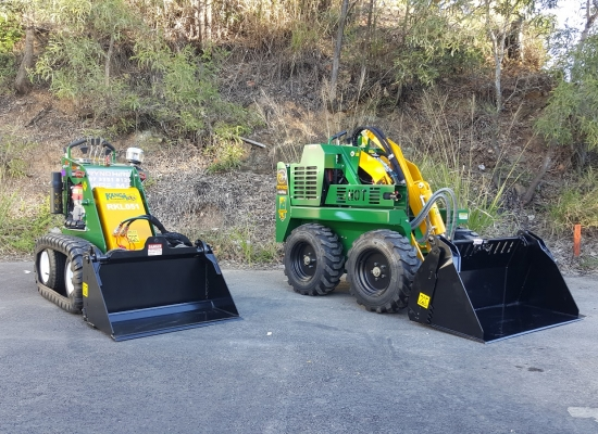 A whole load of information about mini loaders