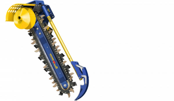 Hydraulic Chain Trenchers