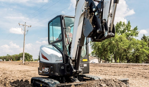 3.5-4 Tonne Excavators