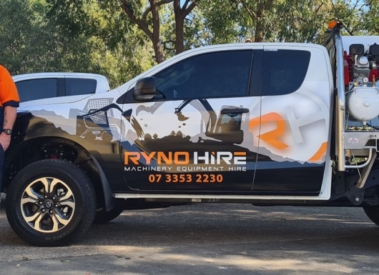 Ryno hire: we come to you for all service repairs