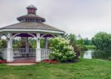 Build the ultimate fixed backyard gazebo and enjoy the great outdoors